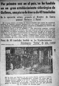 Archivo del diario El Sol, 1 de agosto de 1943