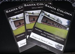 Revista Santa Coloma Viví la historia a