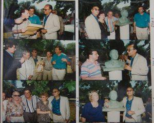 Carlos Gardel a Bernal