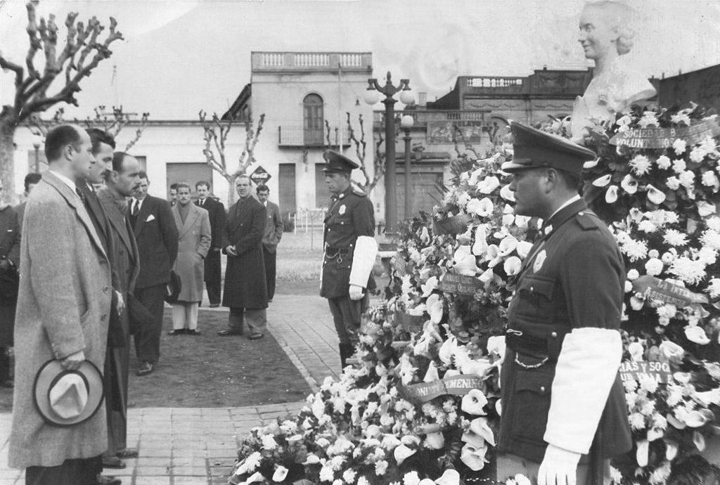 Eva Perón en Quilmes