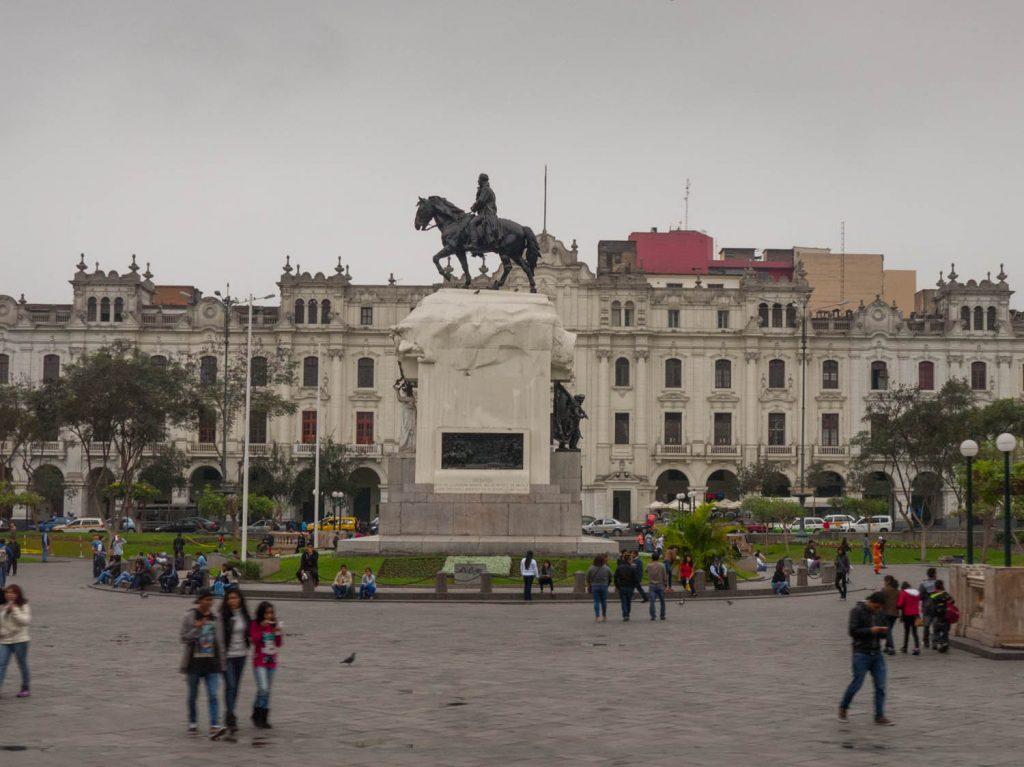 San Martín Patria grande