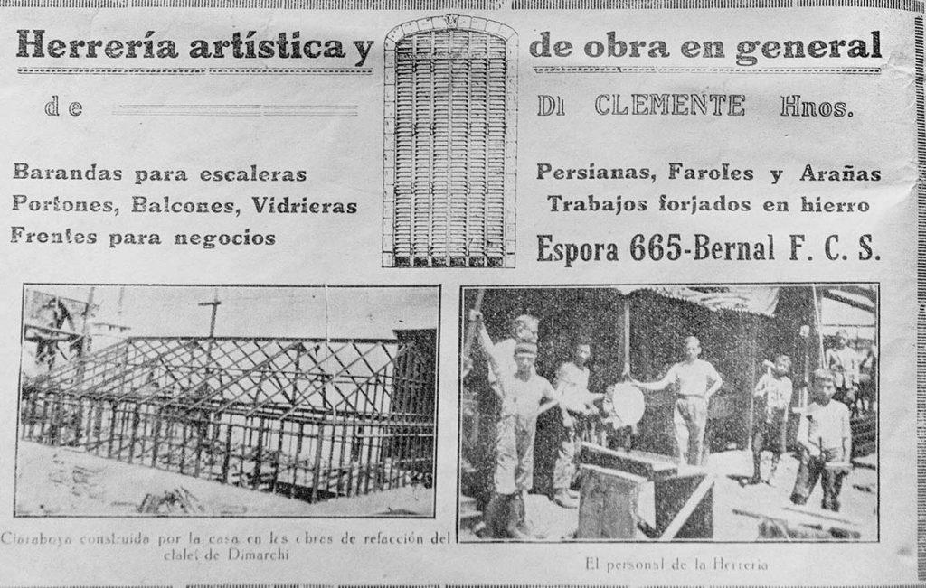 Bernal Ezpeleta 1931 2
