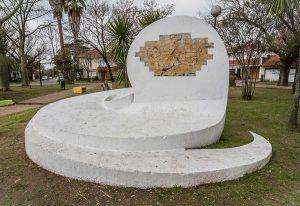 monumento plaza Spilimbergo