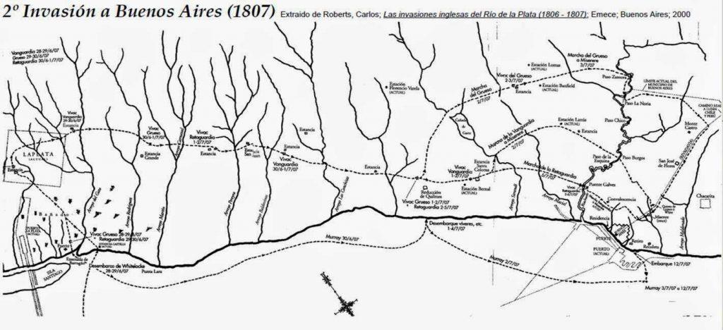 Quilmes invasiones inglesas