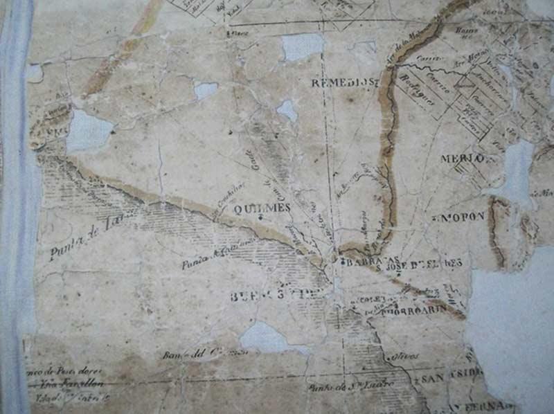 plano de Geodesia