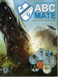 libro Argentino de Quilmes. ABC Mate.
