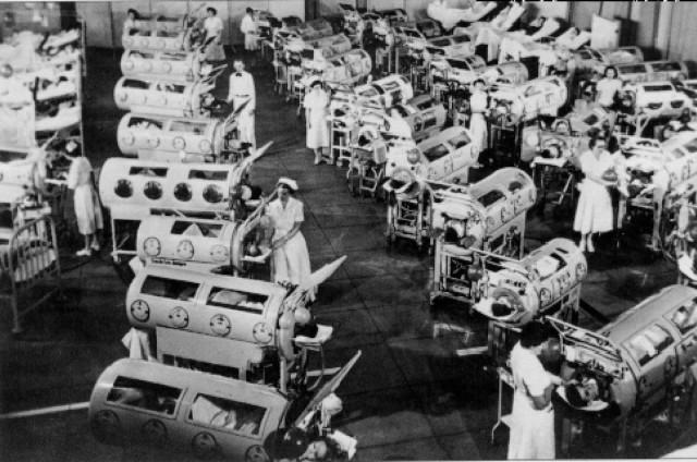 Testimonio de vida de la epidemia de poliomielitis en nuestro país