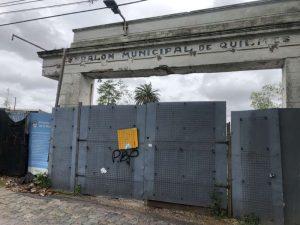 corralón municipal