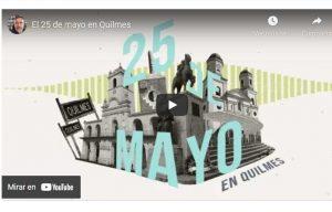 25 de mayo en Quilmes
