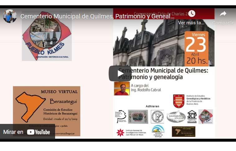 Cementerio Municipal de Quilmes