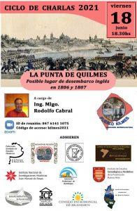 punta de Quilmes, zoom