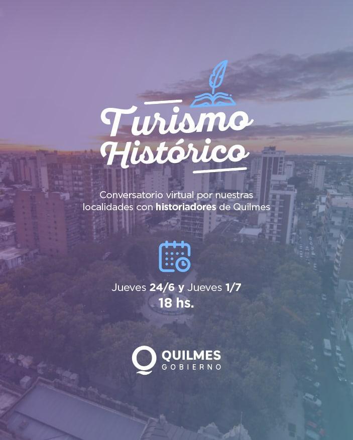 conversatorios de turismo histórico en Quilmes